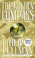 Image of The Golden Compass Book Cover.