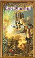 Image of Howl's Moving Castle Book Cover.