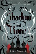 Image of Shadow and Bone Book Cover.