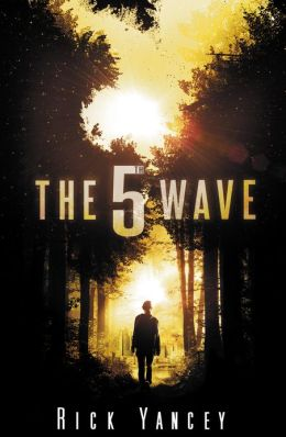 Image of The 5th Wave Book Cover.