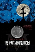 Image of The Monstrumologist Book Cover.