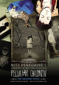 Image of Miss Peregrine's Home for Peculiar Children Book Cover.