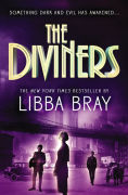 Image of The Diviners Book Cover.