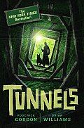Image of Tunnels Book Cover.