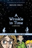 Image of A Wrinkle in Time Graphic Novel Book Cover.