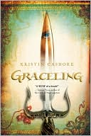 Image of Graceling Book Cover.