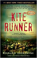 Image of The Kite Runner Book Cover.