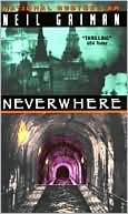 Image of Neverwhere Book Cover.