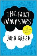 Image of The Fault In Our Stars Book Cover.