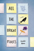 Image of All the Bright Places Book Cover.