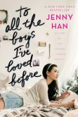 Image of To All The Boys I've Loved Before Book Cover.