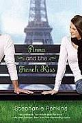 Image of Anna and the French Kiss Book Cover.