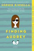 Image of Finding Audrey Book Cover.