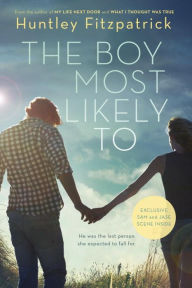 Image of The Boy Most Likely To Book Cover.
