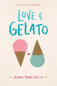 Image of Love and Gelato Book Cover.
