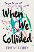 Image of When We Collided Book Cover.