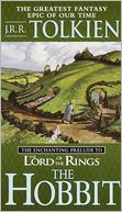 Image of The Hobbit Book Cover.