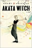 Image of Aakata Witch Book Cover.
