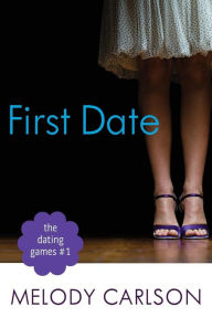 Image of First Date Book Cover.
