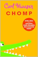 Image of Chomp Book Cover.