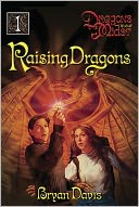 Image of Raising Dragons Book Cover.
