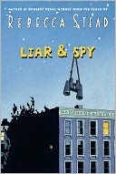 Image of Liar and Spy Book Cover.