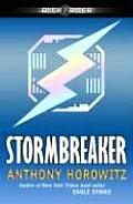 Image of Stormbreaker Book Cover.