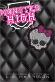 Image of Monster High Book Cover.