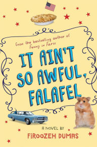 Image of It Ain't So Awful Falafel Book Cover.