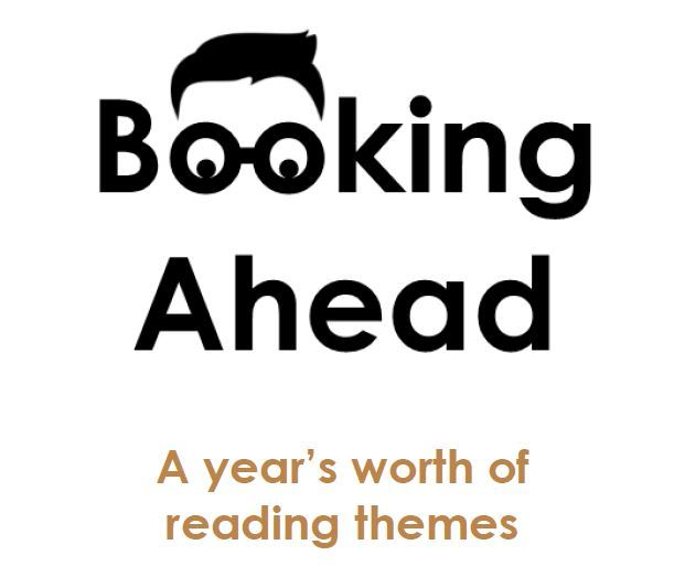 Booking Ahead: A year's worth of reading themes