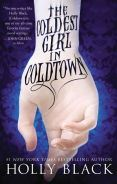 Image of The Coldest Girl in Cold Town Book Cover.