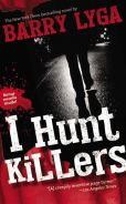 Image of I Hunt Killers Book Cover.