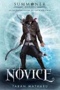 Image of the Novice Book Cover.