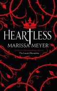 Image of Heartless Book Cover.