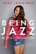 Image of Being Jazz Book Cover.