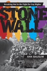 Image of Stonewall Book Cover.