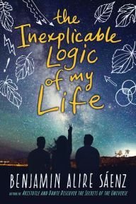Image of The Inexplicable Logic of My Life Book Cover.