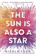 Image of The Sun is Also a Star Book Cover.