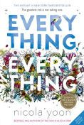 Image of Everything Everything Book Cover.