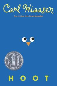 Image of Hoot Book Cover.