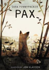 Image of Pax Book Cover.
