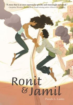 Image of Ronit and Jamil Book Cover.