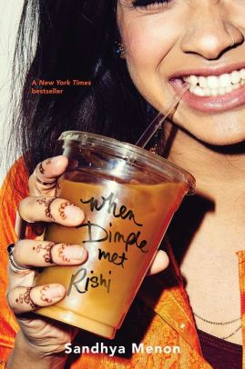 Image of When Dimple Met Rishi Book Cover.