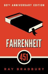 An Image of the Fahrenheit 451 Book Cover.