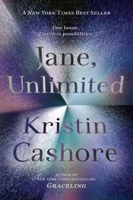 An image of the Jane Unlimited Book Cover.