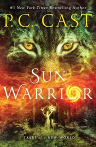 An image of the Sun Warrior Book Cover.