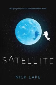An image of the Satellite Book Cover.