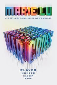 An image of the Warcross Book Cover.
