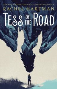 An image of the Tess of the Road Book Cover.