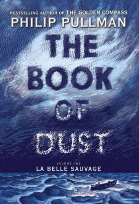 An image of the La Belle Sauvage Book Cover.